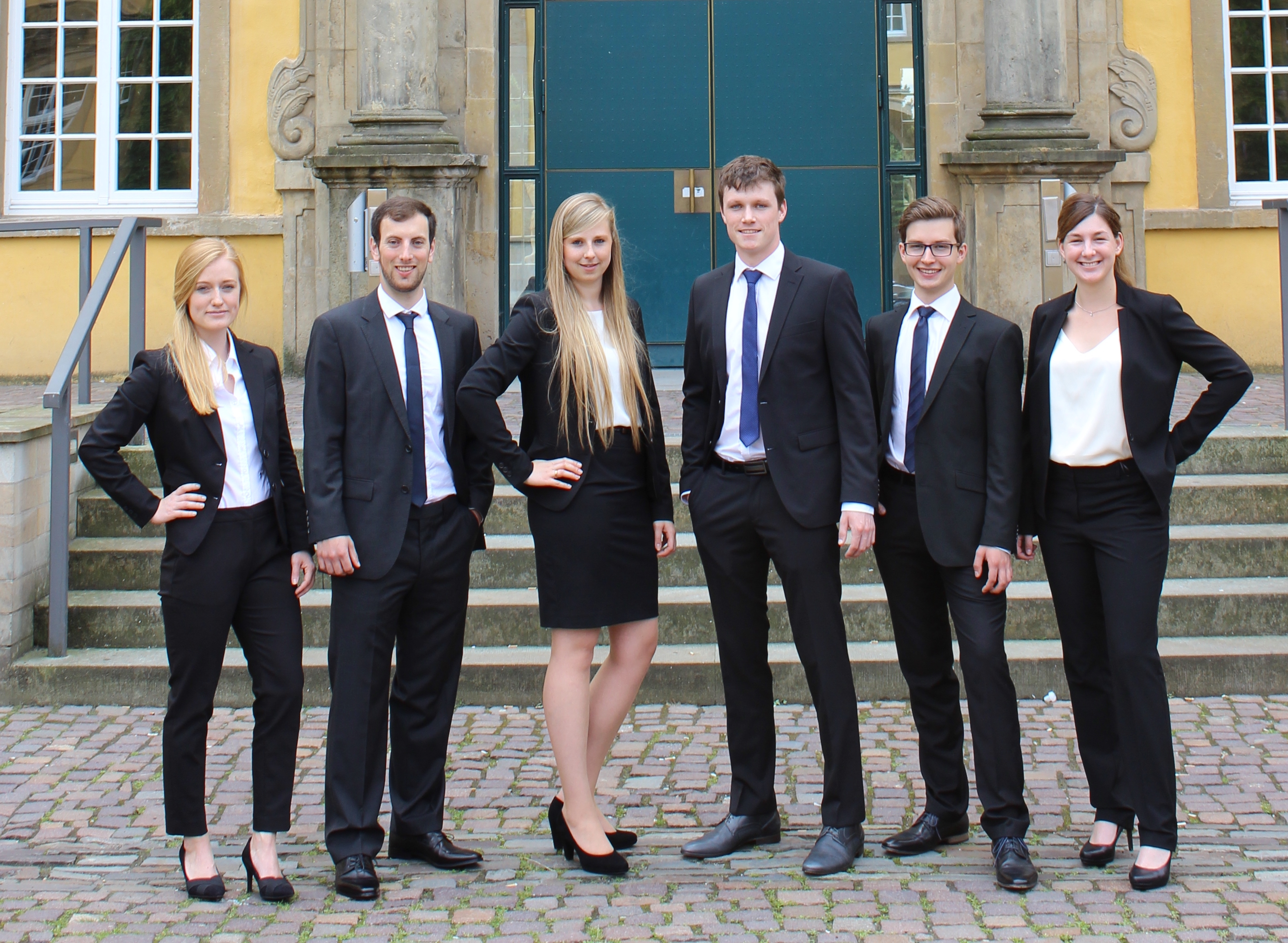 Vis-Moot Team 2016/17